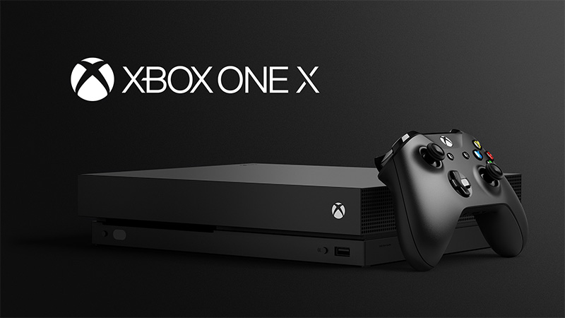 Amazon Prime Video Xbox One X 2017
