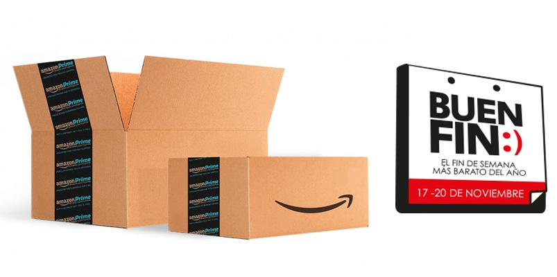 Las ofertas de El Buen Fin 2017 estarán en Amazon México