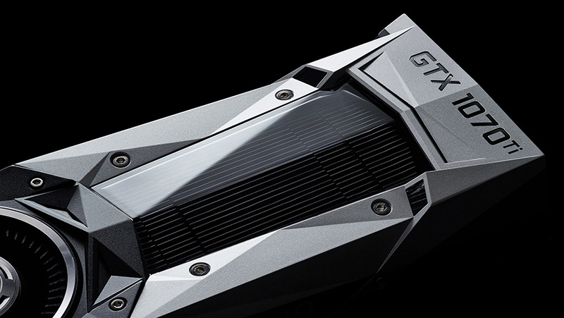 GeForce GTX1070 Ti