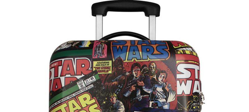Ginga Star Wars maletas