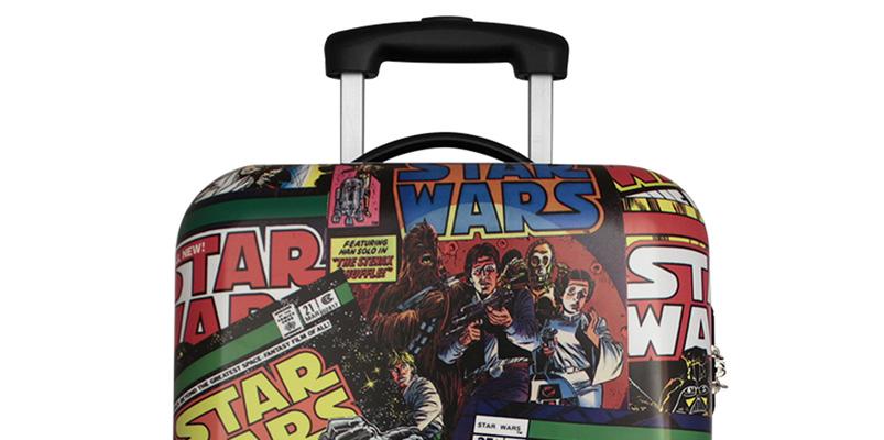 Ginga trae las nuevas maletas inspiradas en Star Wars