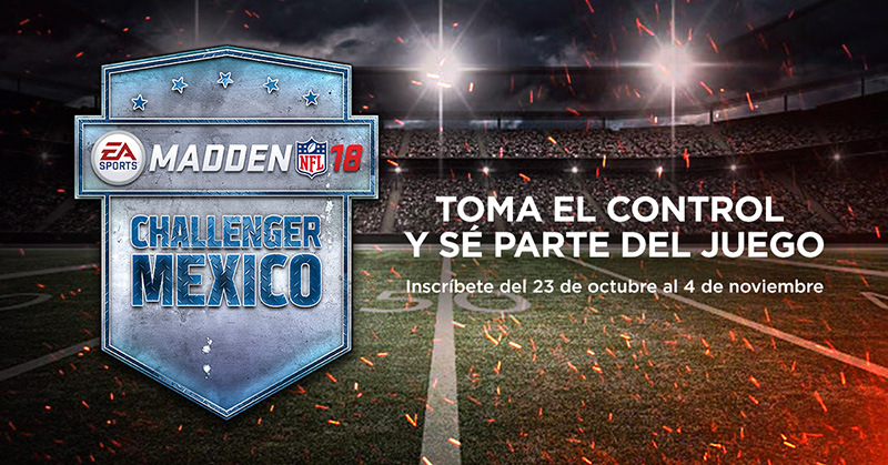 Madden Challenger Mexico 2017