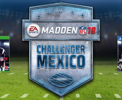 Madden Challenger Mexico