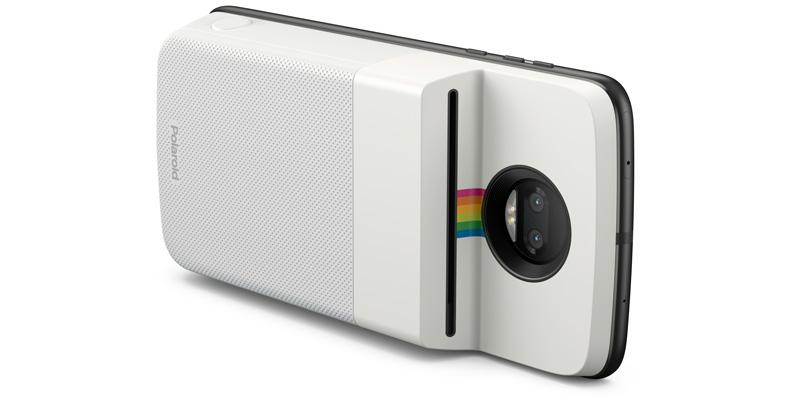 Polaroid Insta-Share Printer, el Moto Mod que le falta a tu Moto Z