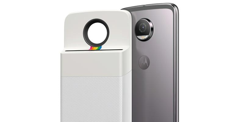 Polaroid Insta-Share Printer Moto Z2 Play