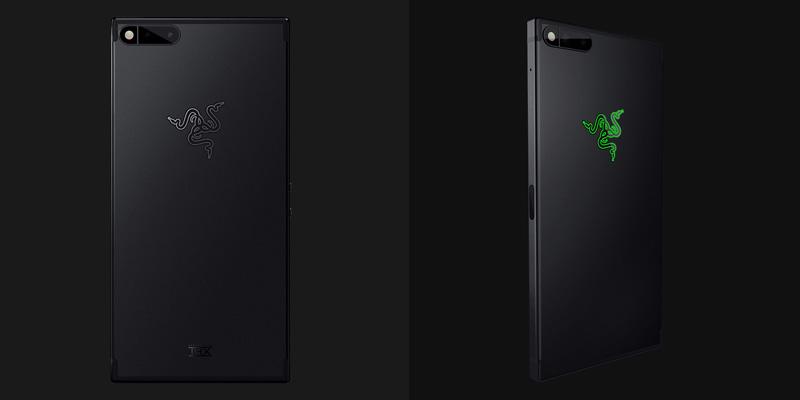 Razer Phone cámaras