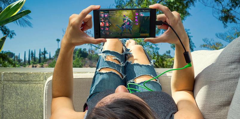 El Razer Phone es un smartphone pensado para videojuegos