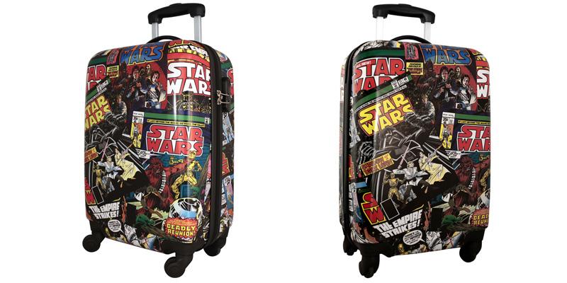 Star Wars Ginga maleta