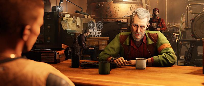 Wolfenstein II The New Colossus prueba