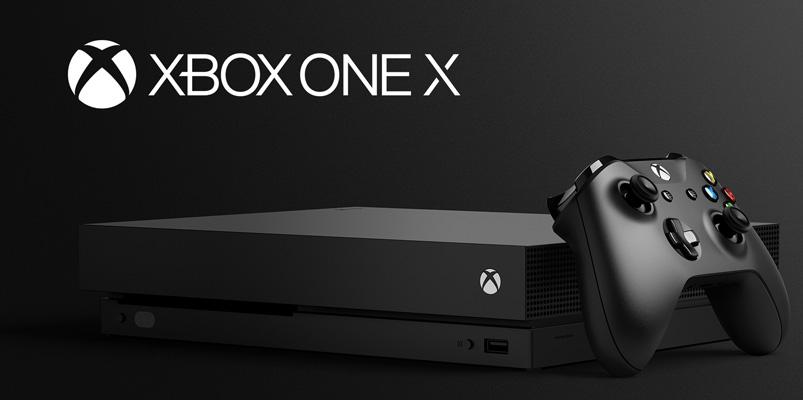 Microsoft lanzó la consola más poderosa del mundo: Xbox One X