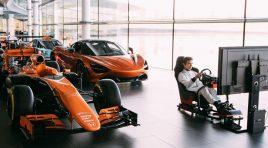 Yordi Maldonado podría ser piloto virtual de McLaren Racing