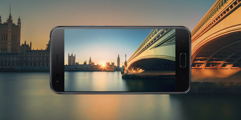 Precio y características de ASUS Zenfone 4 en México