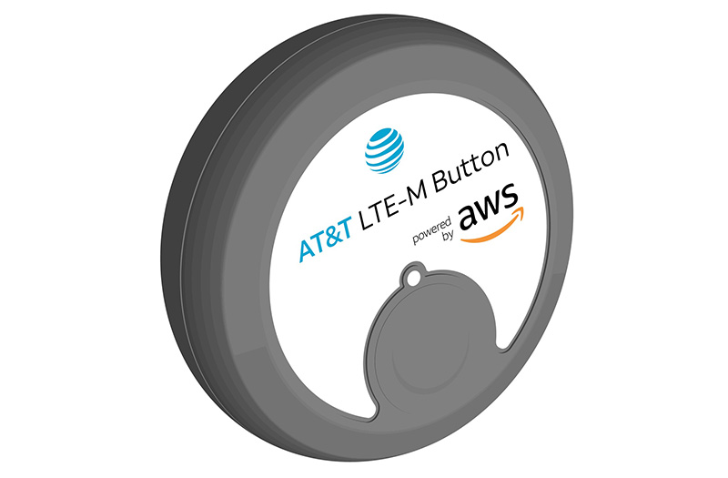 AT&T LTE-M Button