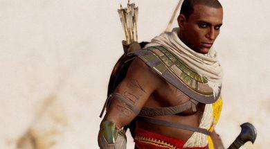 Assassins Creed Origins y Monster Energy