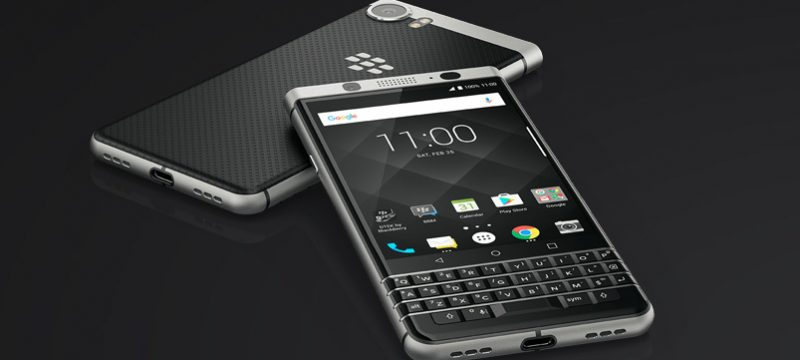 BlackBerry KEYone Telcel