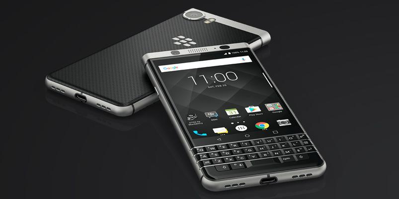 Precio y características de BlackBerry KEYone con Telcel