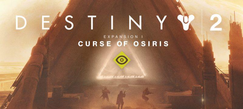 Curse of Osiris Destiny 2