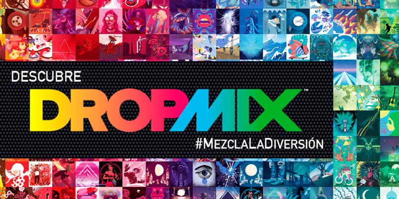 DROPMIX el juego para mezclar tu música favorita