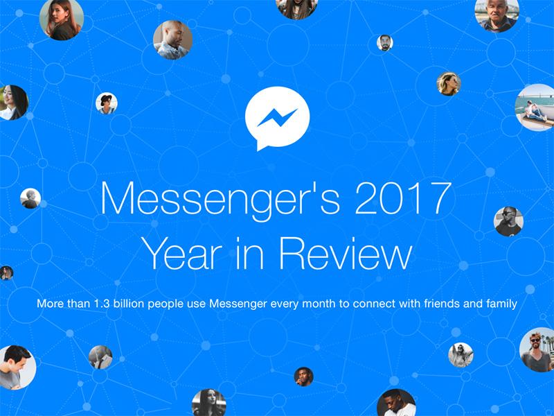 Facebook Messenger en 2017