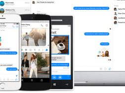 Messenger en 2017
