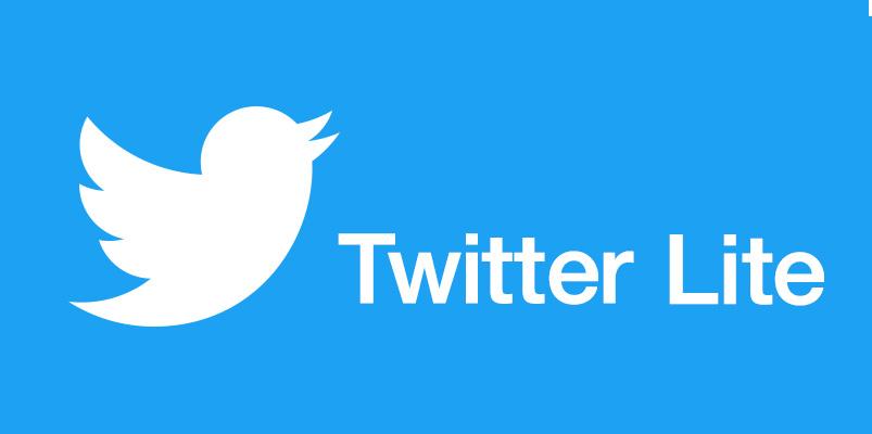 Principales características de Twitter Lite para Android