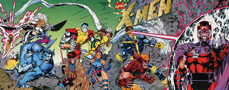 X-Men es de Disney