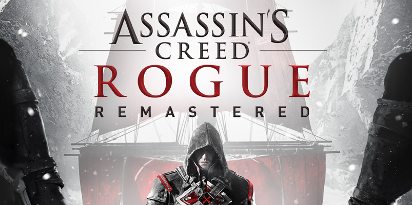Assassin's Creed Rogue Remastered llegará el 20 de marzo