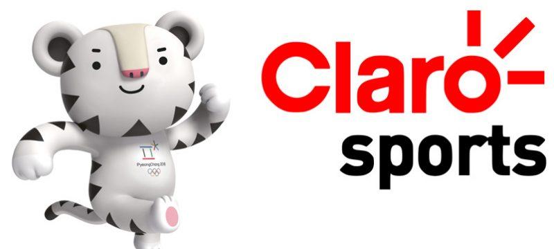 Claro Sports PyeongChang 2018