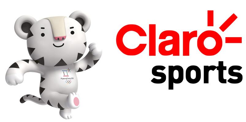 Juegos Olímpicos de Invierno PyeongChang 2018 por Claro Sports