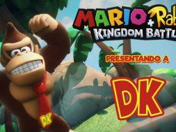 Donkey Kong Mario + Rabbids Kingdom Battle