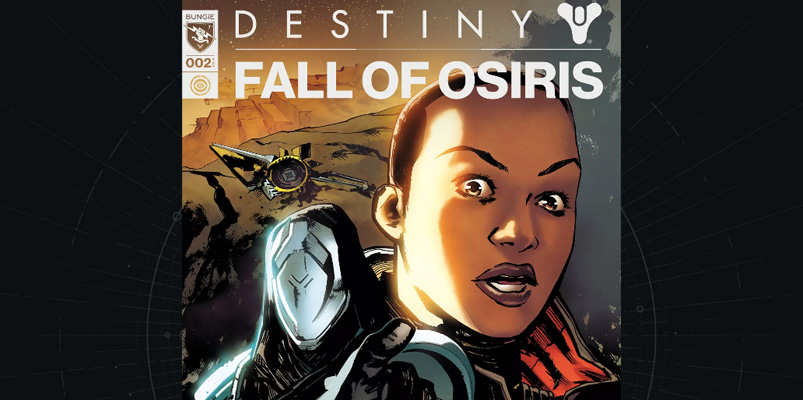 Disfruta de la segunda entrega del cómic Fall of Osiris de Destiny 2