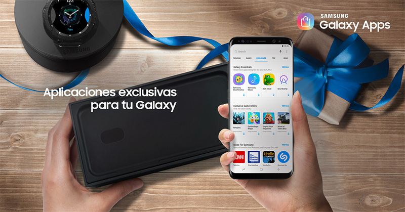 Galaxy Apps Mexico