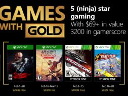 Games with gold febrero de 2018