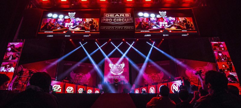 Gears Pro Circuit Mexico City Open 2018