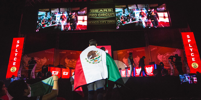 Gears Pro Circuit Mexico City Open