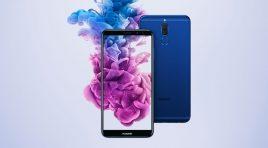 Precio y características de Huawei Mate 10 lite en México