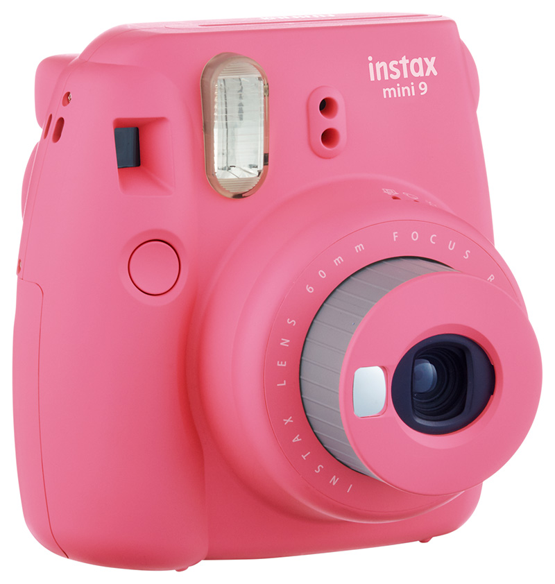 Instax Mini 9 FLAMINGHO PINK