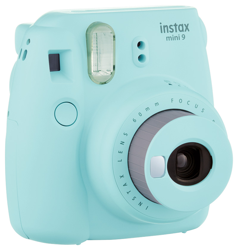 Instax Mini 9 ICE BLUE