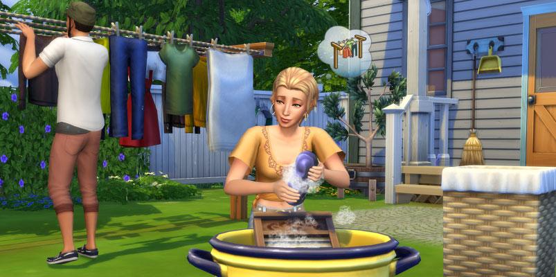 Los accesorios únicos creados por fanáticos de Los Sims 4