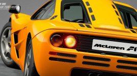 Gran Turismo Sport ya permite correr un McLaren F1 en Monza