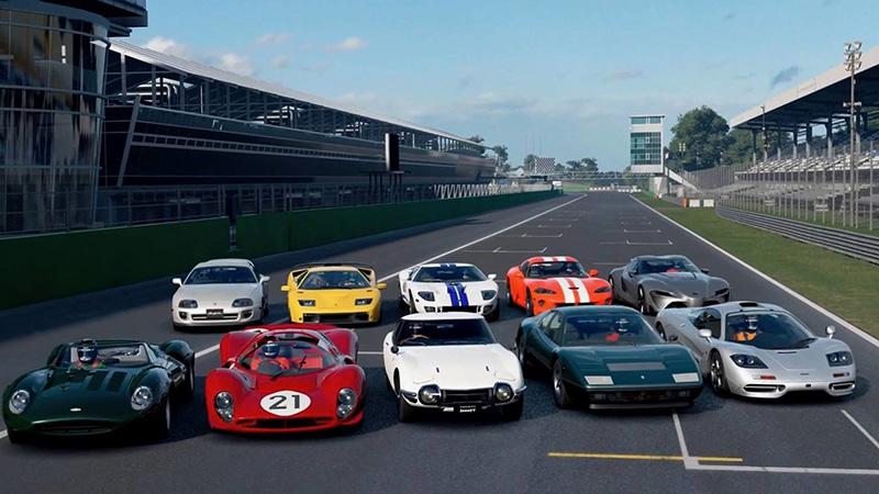 Monsa Gran Turismo Sport