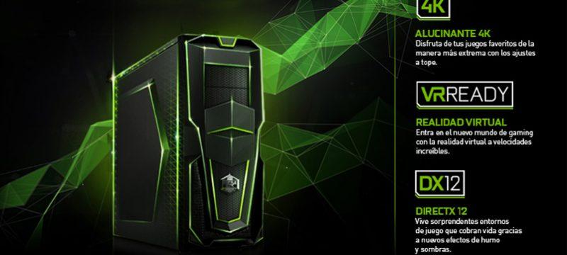 NVIDIA nueva PC Gamer