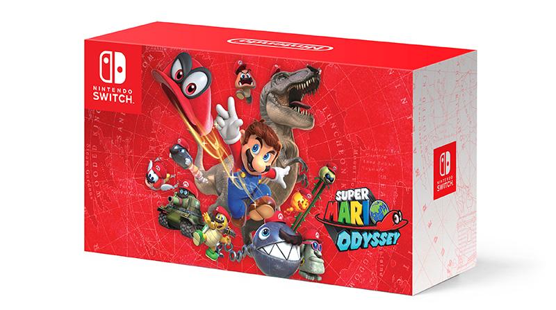 Nintendo Switch millones de consolas Super Mario Odyssey