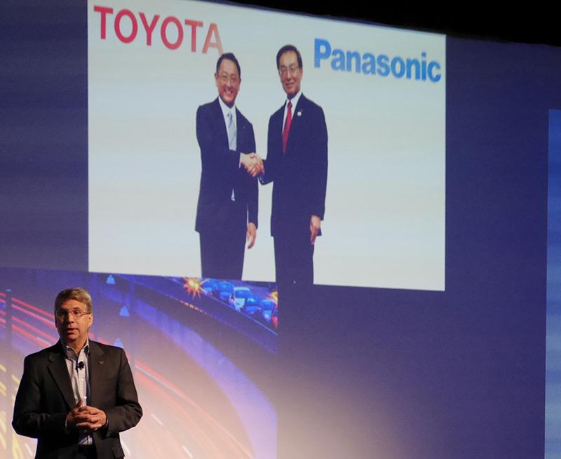 Panasonic 100 años CES 2018 conferencia