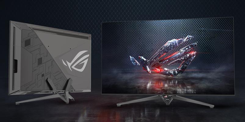 La pantalla ideal para tus videojuegos: ROG Swift PG65