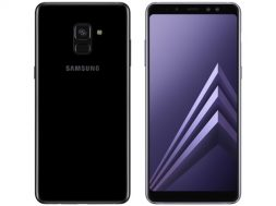 Samsung Galaxy A8+ Mexico