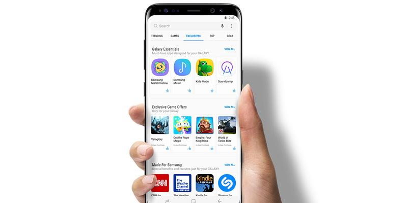 Samsung Galaxy Apps ahora disponible para usuarios Telcel