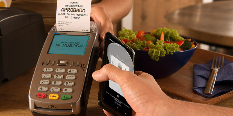 Samsung Pay llega a México, paga ahora con tu Galaxy