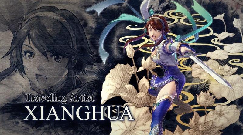 Soulcalibur VI Xianghua