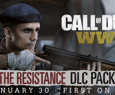 The Resistance Call of Duty WWII